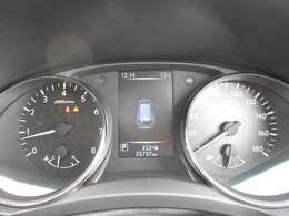 メーター周り センターディスプレイには車輌の様々な情報が見やすく表示されます!