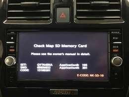 ☆純正SDナビ【MC315D-W】☆フルセグTV、CD,DVD、ラジオ、USB,AUX