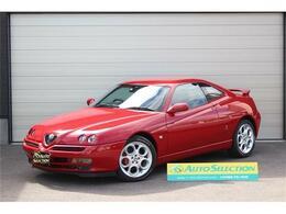 アルファ ロメオ アルファGTV 3.0 V6 24V 右ハンドル 6速MT 走行39000Km 全塗装済