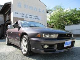 三菱 ギャラン 2.5 VR-4タイプS 4WD フルノーマル車! 台数スクナイ車!