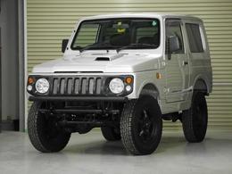 スズキ ジムニー 660 ワイルドウインド 4WD 2インチリフトアップ・外品バンパー