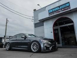 BMW M4クーペ M DCT ドライブロジック GTSプログラム