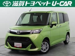 トヨタ タンク 1.0 X S フルセグHDDナビ・バックカメラ・ETC付き