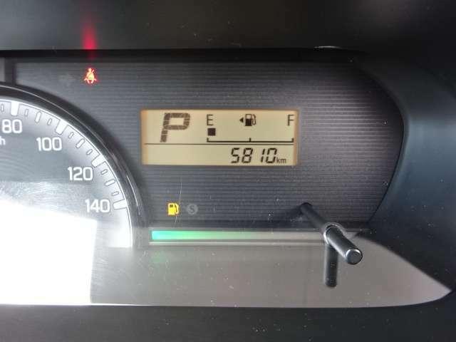 走行6,000km!