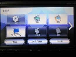 音楽ソースはCD/TV/SD/Bluetoothに対応しておりますのでスマホ連携もラクラクですね