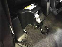電動ウインチ付で車いすを安全に引き上げる事が出来ます