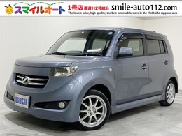 トヨタ bB 1.3 Z Qバージョン 4WD スマートキー ベンチシート 社外アルミ