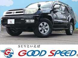 トヨタ ハイラックスサーフ 2.7 SSR-X 20thアニバーサリーエディション 4WD 4WD デフロック フルセグSDナビ ETC