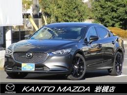 マツダ MAZDA6セダン 2.5 25T Sパッケージ マツコネ 360°モニター 試乗車