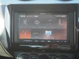 ワンセグ SD録音 USBなど装備も充実で楽しいドライブになりそうですね☆