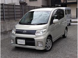 ダイハツ ムーヴ 660 カスタム X 1オーナー・CVT車・純正エアロ&アルミ