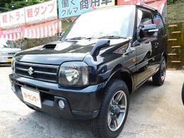 スズキ ジムニー 660 ワイルドウインド 4WD 社外ナビ ワンセグTV