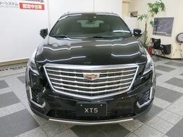 比類なき俊敏性と冠たる居住性を両立した次世代SUV、CADILLAC XT5 CROSSOVER。