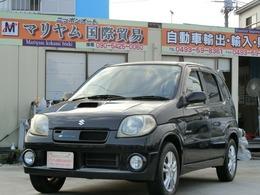 スズキ Kei 660 ワークス 5速マニュアル T-チェーン式/K6Aエンジン