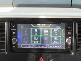 日産メモリーナビMM317DW ☆DVD再生 音楽録音 フルセグ対応モデルです。◎日産販売店装着オプション部品の取付、承っております。当店スタッフにお気軽にご相談ください。