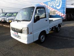 スバル サンバートラック 660 TB 三方開 オートマ/走行距離6.6万キロ