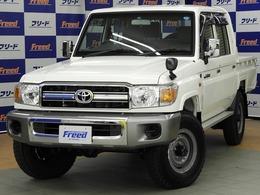 トヨタ ランドクルーザー70ピックアップ 4.0 4WD 電動デフロック30周年アニバーサリー