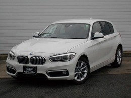 BMW 1シリーズ 118i スタイル 16AWクルコン衝突軽減Pサポ禁煙1オナ認定車