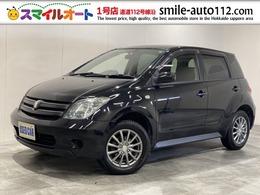 トヨタ ist 1.5 F Lエディション 4WD エンジンスターター ETC 純正DVDナビ HID