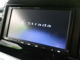 【SDナビ】CD機能や地デジ視聴も可能ですので、ドライブもとても楽しくなりますね☆