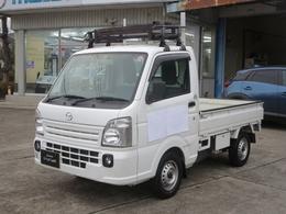 マツダ スクラムトラック 660 KC エアコン・パワステ ワンオーナ-ナビ フルセグETC