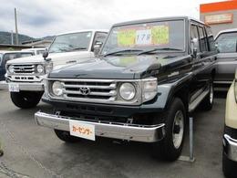 トヨタ ランドクルーザー70 4.2 LX ディーゼル 4WD ロング