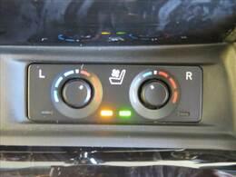 【シートヒーター&エアコン】寒い季節や暑い季節にあるとうれしい装備です☆