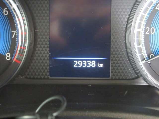 走行約29,400km