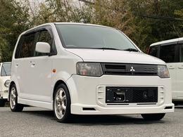 三菱 eKスポーツ 660 R 4WD /検2年/Tベルト交換済/ターボ/社外AW
