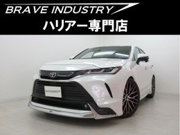 トヨタ ハリアー 2.0 G 新車 車高調 20インチ モデリスタ ドラレコ