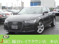 アウディ A6 の中古車 2.8 FSI クワトロ 4WD 埼玉県越谷市 221.4万円