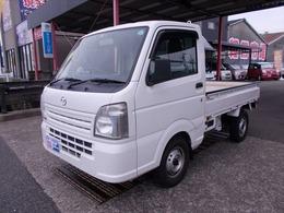 マツダ スクラムトラック 660 KC エアコン・パワステ ETC/スタッドレスタイヤ
