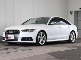 アウディ S6 4.0 4WD サンルーフ 認定中古車