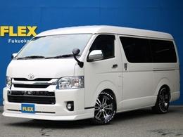 トヨタ ハイエース 2.7 GL ロング ミドルルーフ FLEXStyle Complete