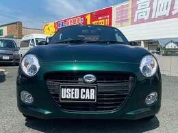 この車両は自社ユーザー様からの買取車で、整備履歴などがはっきりしており安心な中古車となっております。