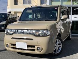 日産 キューブ 1.5 15X FOUR Vセレクション 4WD 純正ナビ・TV・バックカメラ