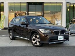 BMW X1 xドライブ 20i 4WD 4WD 社外SDナビ バックカメラ