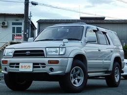 トヨタ ハイラックスサーフ 3.0 SSR-X ワイドボディ アクティブパッケージ装着車I ディーゼルターボ 4WD フルセグTV サンルーフ
