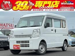 日産 NV100クリッパー 660 DX ハイルーフ 5AGS車 車検整備付・内外装仕上済み・走行3.5万Km