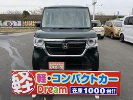 ホンダ N-BOX 660 G LEDヘッド・オートエアコン・スマートキ-