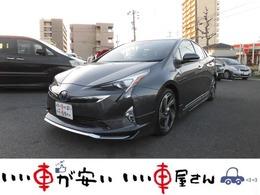 トヨタ プリウス 1.8 S ツーリングセレクション 禁煙 SDナビ フルセグ DVD ETC 車検2年含