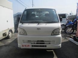 ダイハツ ハイゼットトラック 660 スペシャル 3方開 タイベル交換済み(95000km時点)