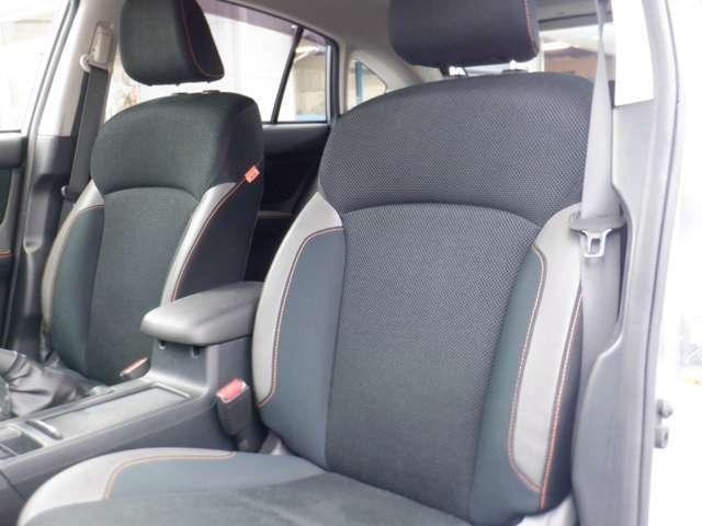 座り心地の良いシートです☆長距離のお出かけ時も快適に乗車していただけます♪