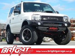 スズキ ジムニー 660 クロスアドベンチャー XC 4WD WORK16インチAW LEDヘッドライト