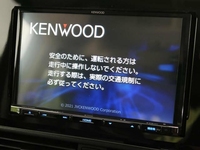 【8型SDナビ】この時代必需品のナビゲーションもちろん付いてます♪フルセグTV視聴にDVD再生・ブルートゥース接続での音楽再生も可能です。