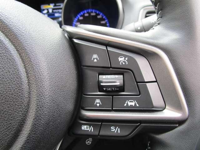 アダプティブクルーズコントロール アクティブレーンキープ ドライブモード切替