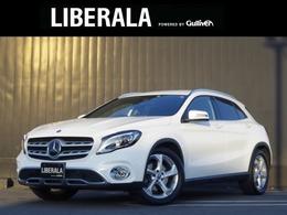 メルセデス・ベンツ GLAクラス GLA220 4マチック 4WD HDDナビ/RSP/黒革/キーレスG/LED/Dセレクト