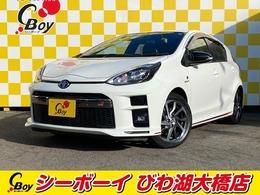 トヨタ アクア 1.5 G GRスポーツ 純正9インチナビ セーフティセンス