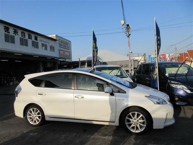 3店舗展開の徳永自動車では、在庫を常時150台取り揃えております!