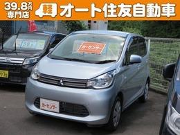 三菱 eKワゴン 660 M ワンオーナー 禁煙車